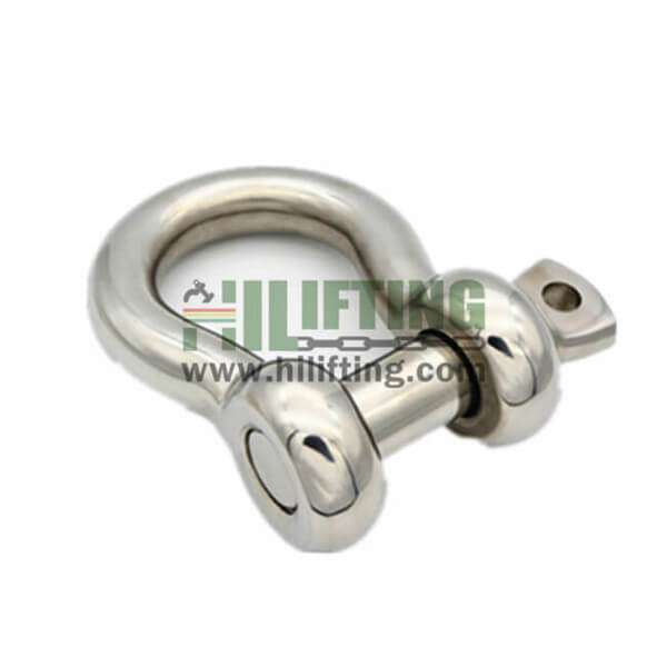 Stainless Steel Screw Pin Anchor Shackle G-209