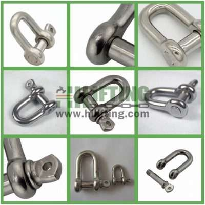 Stainless Steel Screw Pin Chain Shackle G-210 Details