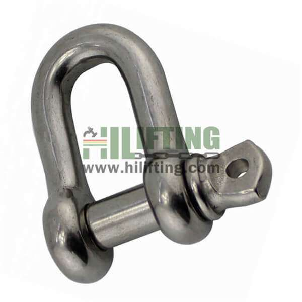 Stainless Steel Screw Pin Chain Shackle G-210