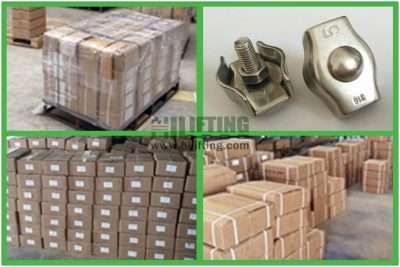 Stainless Steel Simplex Wire Rope Clip Packages