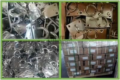 Stainless Steel Square Eye Plate Packages