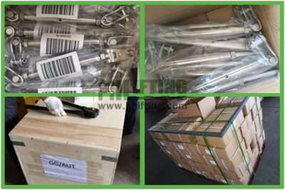Stainless Steel Toggle and Toggle Terminal European Type Turnbuckle Packages