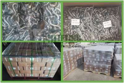 Stainless Steel Twist Shackle Packages