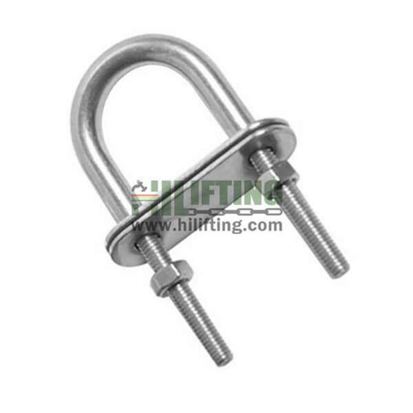 Stainless Steel U Bolt Oversized Head