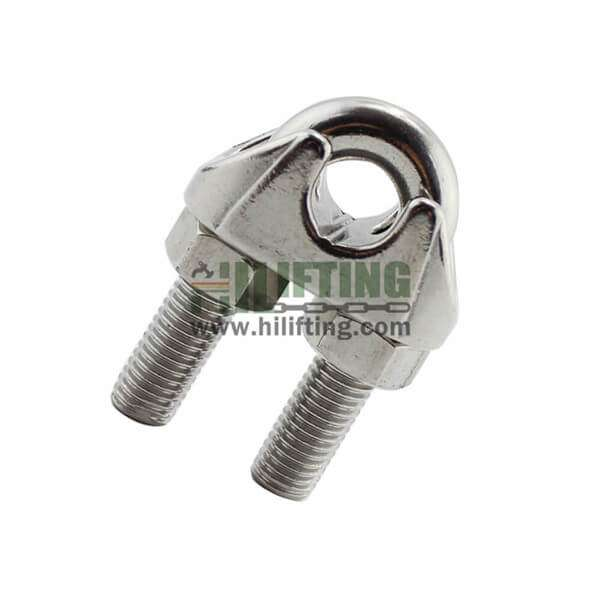 Stainless Steel US Type Malleable Wire Rope Clip
