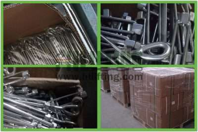 Stainless Steel US Type Turnbuckle Eye and Hook Packages