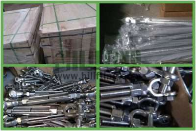 Stainless Steel US Type Turnbuckle Jaw and Jaw Packages