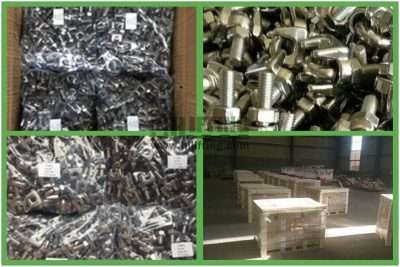 Stainless Steel US Type Wire Rope Clip Packages