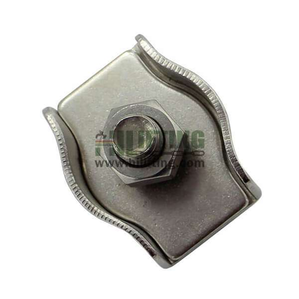 Stainless steel Simplex Wire Rope Clip