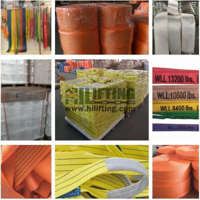 Synthetic Webbing Sling ASME Details