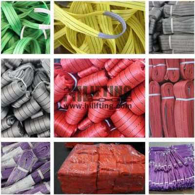 Synthetic Webbing Sling EN1492-1 Details