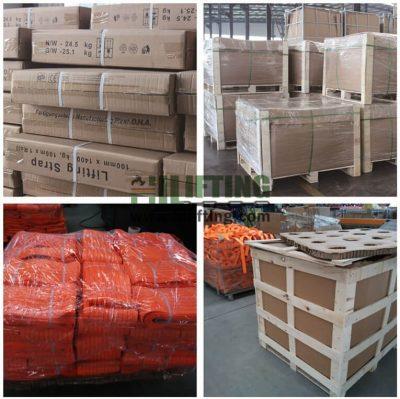 Synthetic Webbing Sling EN1492-1 Packages