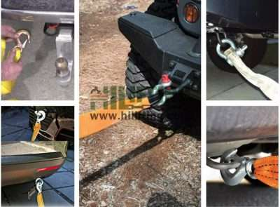 Tow Strap Applications