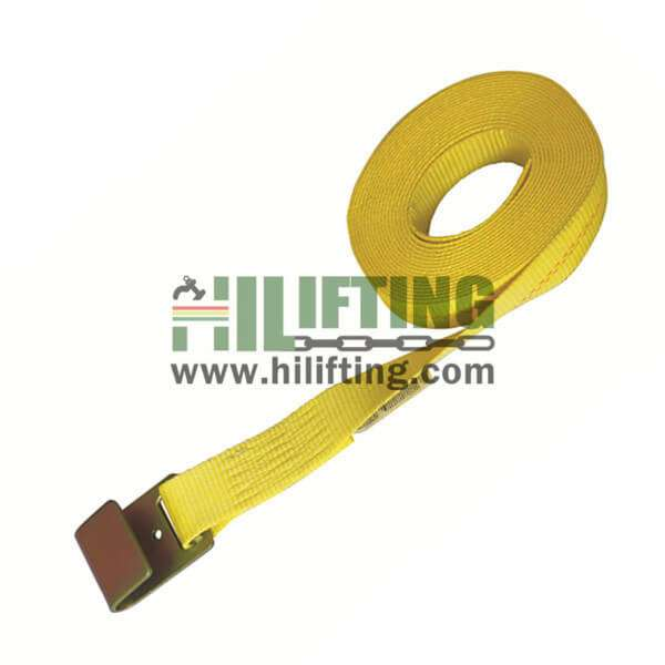 Tow Strap With Flat Hook