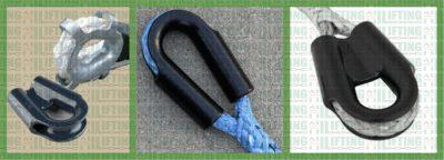 Tube Rope Thimble Applications