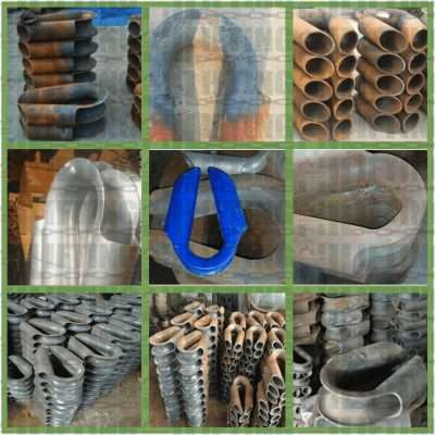 Tube Rope Thimble Details
