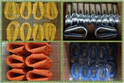 Tube Rope Thimble Packages