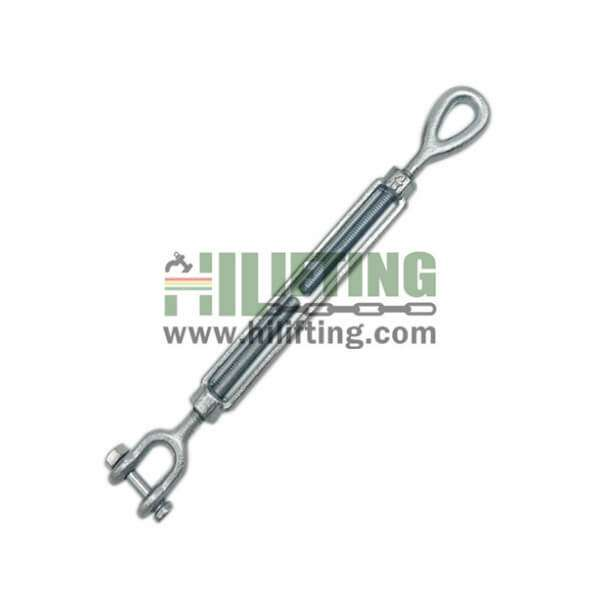 US Type Drop Forged Turnbuckle Jaw Eye Type