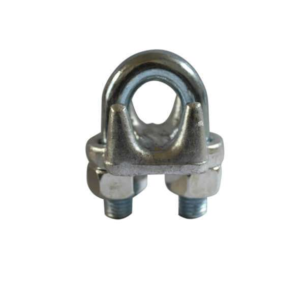 Galvanized Drop Forged Wire Rope Clip G450