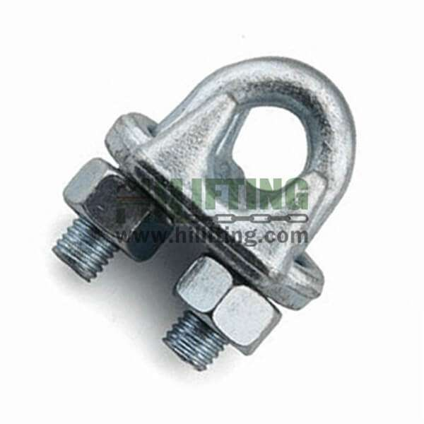 US Type G450 Drop Forged Wire Rope Clip