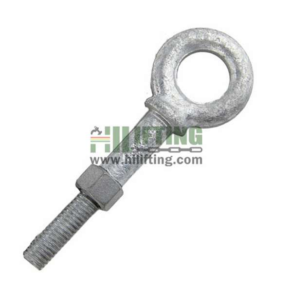 US Type Shoulder Nut Eye Bolts G277