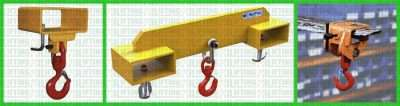 US Type Swivel Hoist Hooks 322 Applications