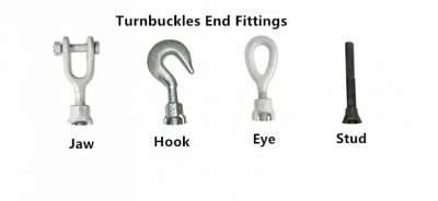 Turnbuckles End Fittings