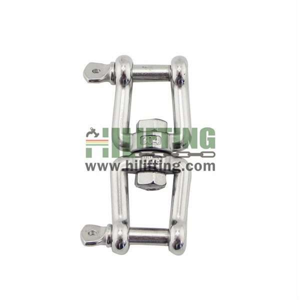Stainless Steel Chain Swivel Jaw And Jaw
