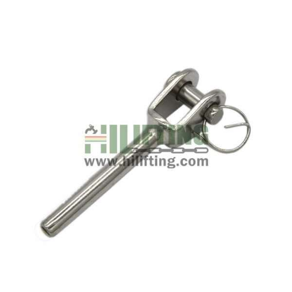 Stainless Steel Swaged Jaw Terminal