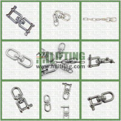 Stainless Steel Swivel Details