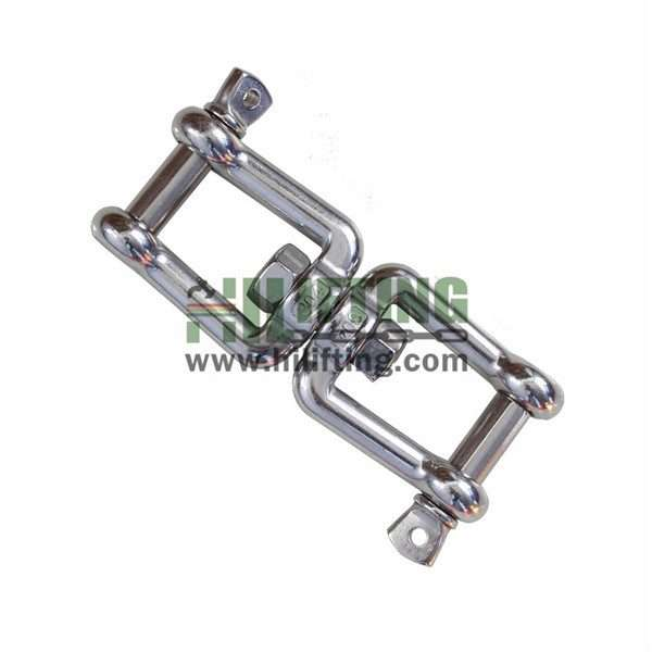 Stainless Steel Swivel Jaw And Jaw