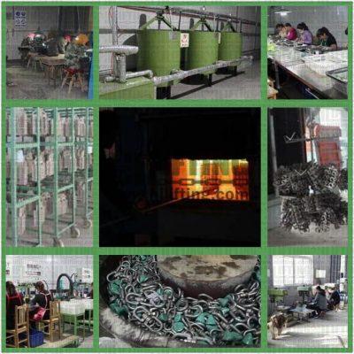 Stainless Steel Swivel Process