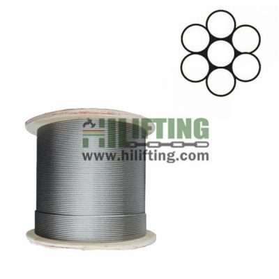 1×7 Stainless Steel Wire Rope