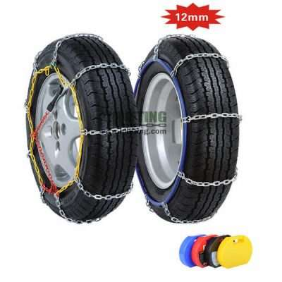 12mm KL Snow Chains For Cars