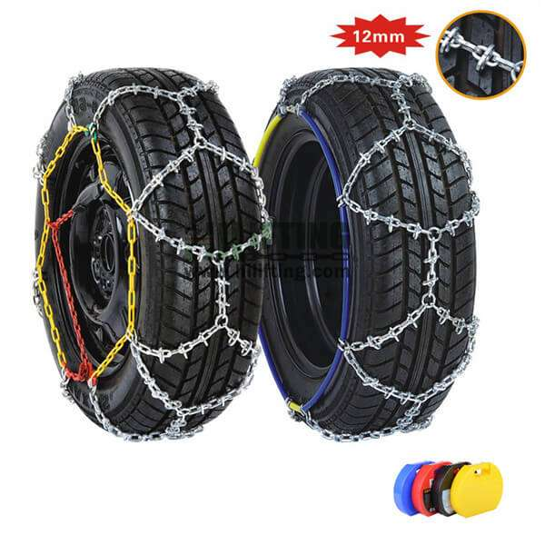 12mm KP Snow Chains For Cars