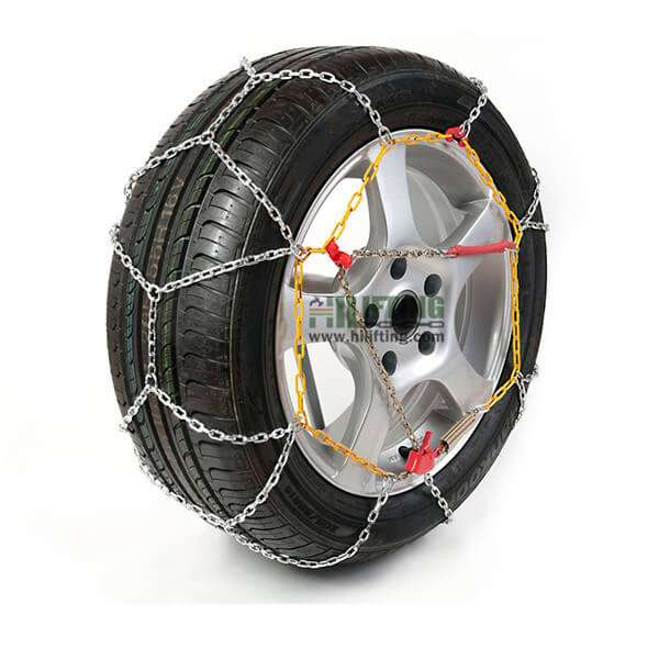 9mm KNS Snow Chains For Cars