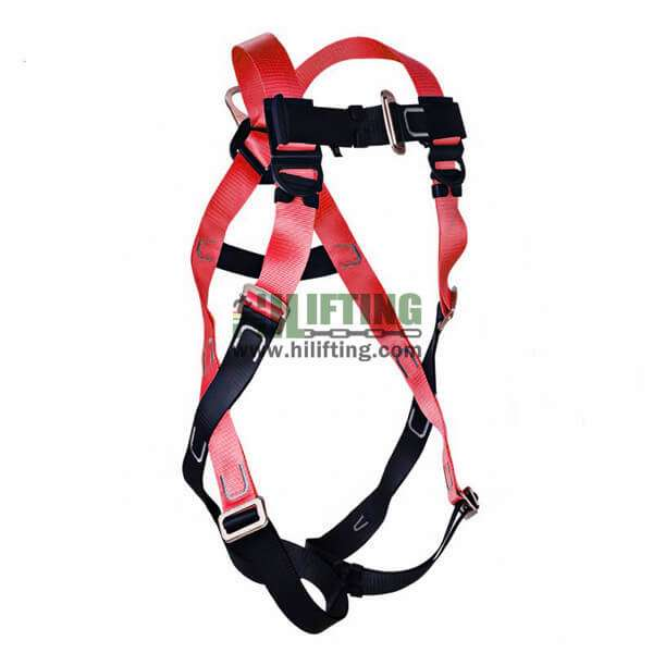 Dorsal D Ring Fall Protection Safety Harness EN361