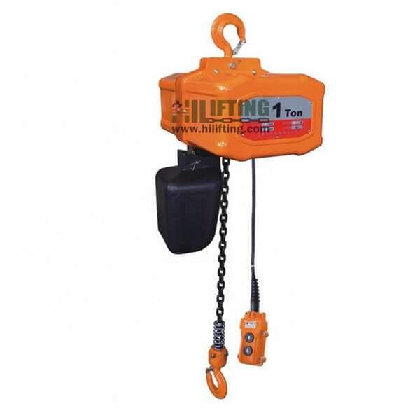 Electric Chain Hoist with Thermal Protection (EHC TYPE)
