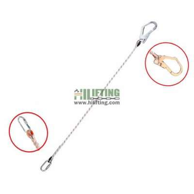 Fall Arrest Rope Safety Restraint Lanyards
