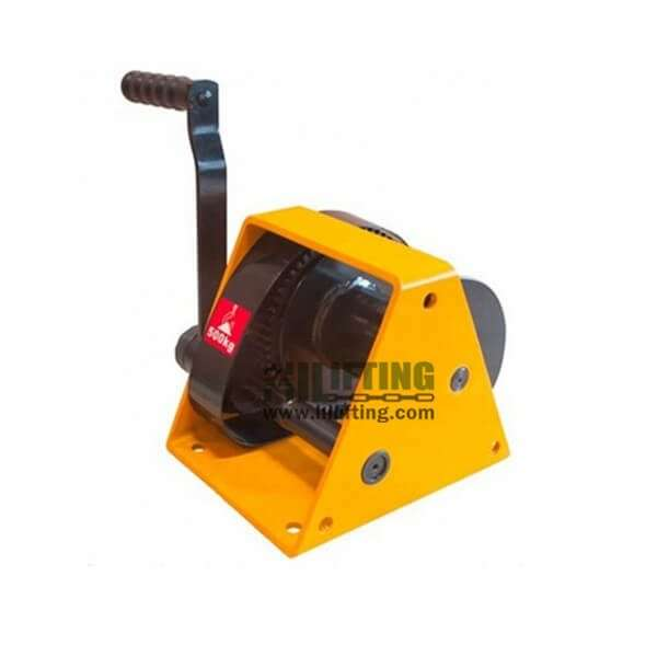 Industrial Hand Winch A Type