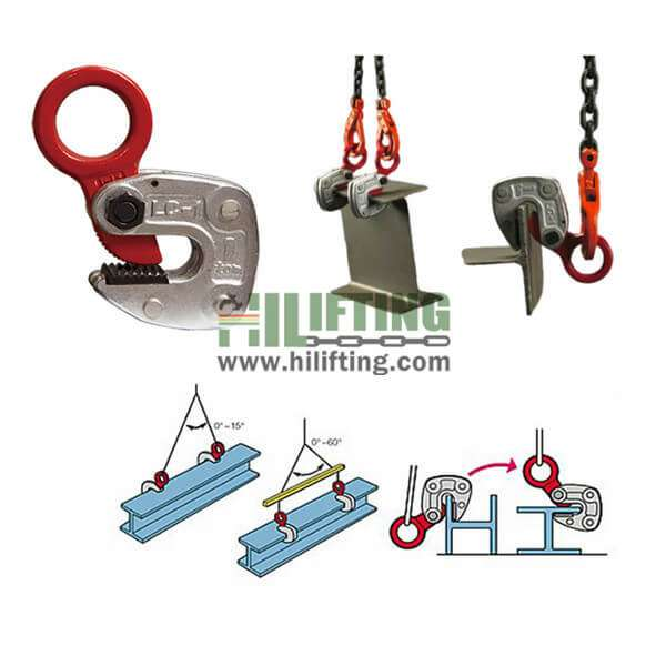 LCA Type Horizontal Lifting Clamp