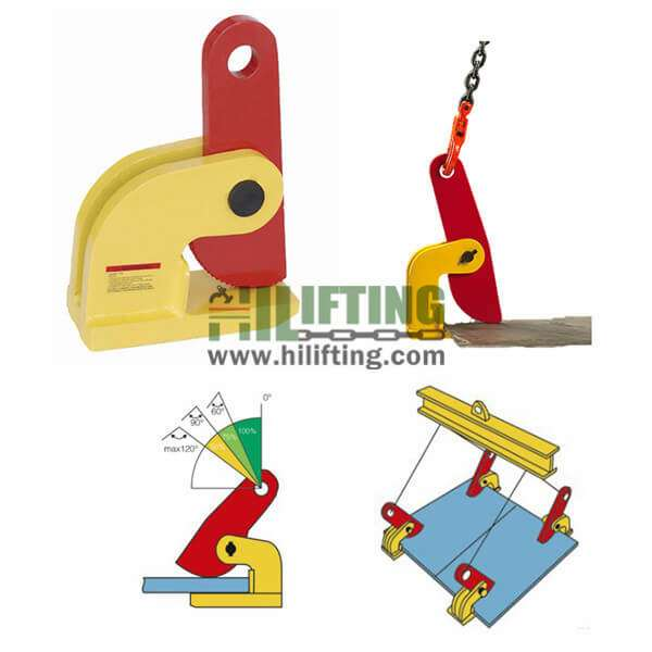 LCF Type Horizontal Lifting Clamp