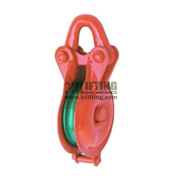 Marine Snatch Block Single Sheave With Shackle