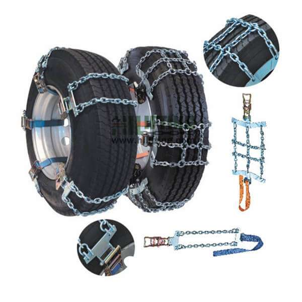 RATCHET Emergency Snow Chains