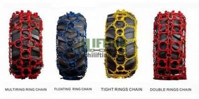 Ring Skidder Chains