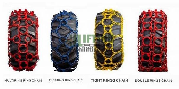 Ring Skidder Chains