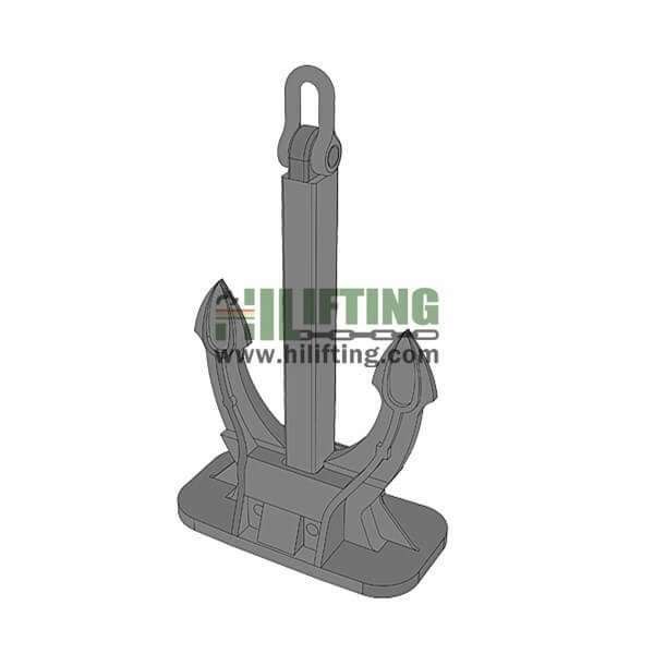 SPEK Type of Stockless Anchor
