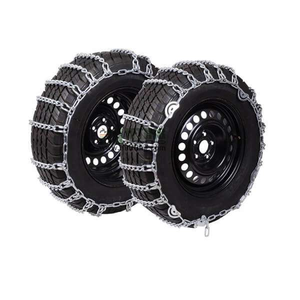 Single Twist Link Snow Chains For Trucks