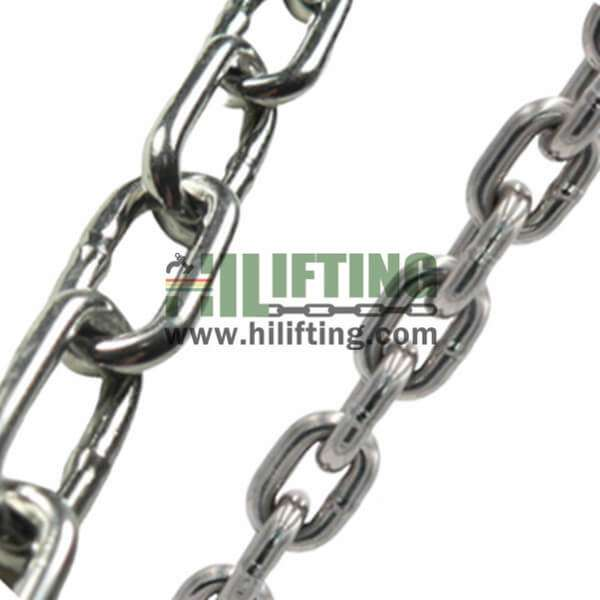 Stainless Steel DIN 5685 Link Chain