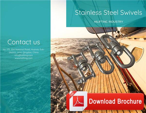 Stainless Steel Swivels Download